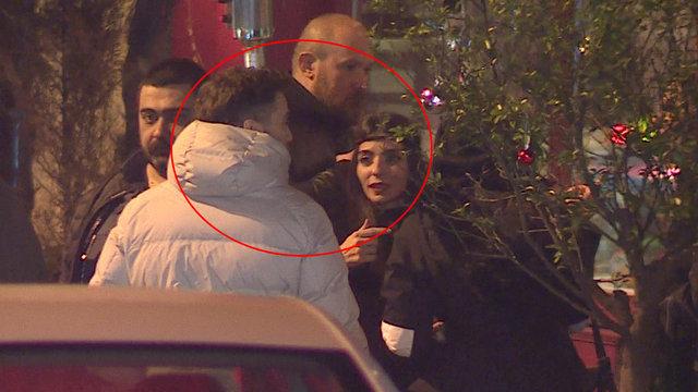 Tolga Sarıtaş ile sevgilisi İlknur Şeref ilk kez görüntülendi - Magazin haberleri