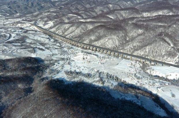 Batı Karadeniz drone ile görüntülendi