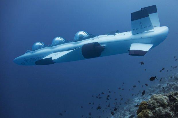 denizaltı turizmi