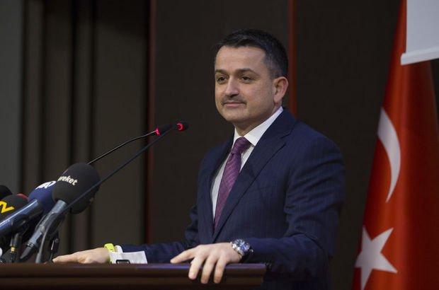 Tarım ve Orman Bakanı Pakdemirli