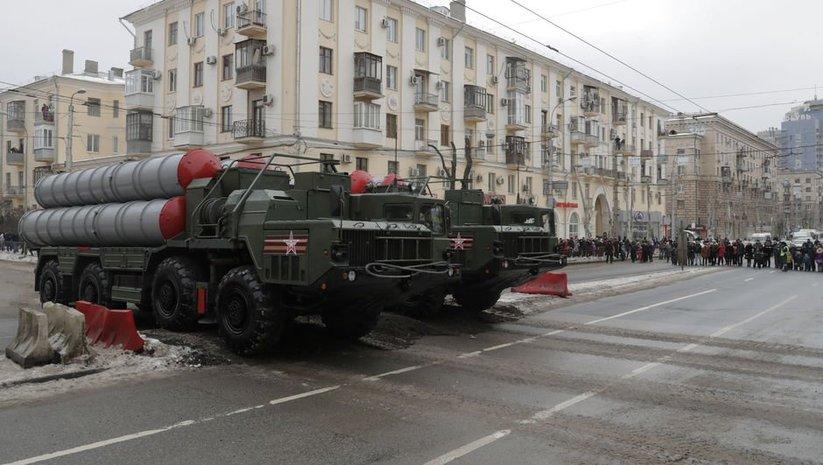 Rusya'dan Karadeniz'de S-400'lü tatbikat!