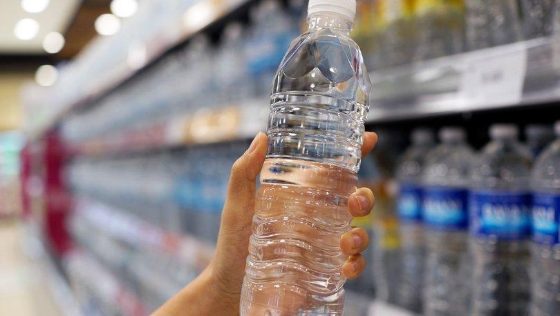 Ambalajlı sularda kurşun riski