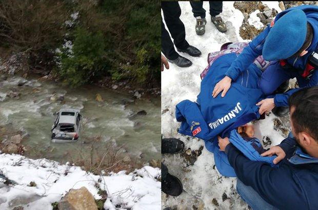 Azmiyle hayatta kaldı! Genç kadın 6 saat sürünerek yola çıktı