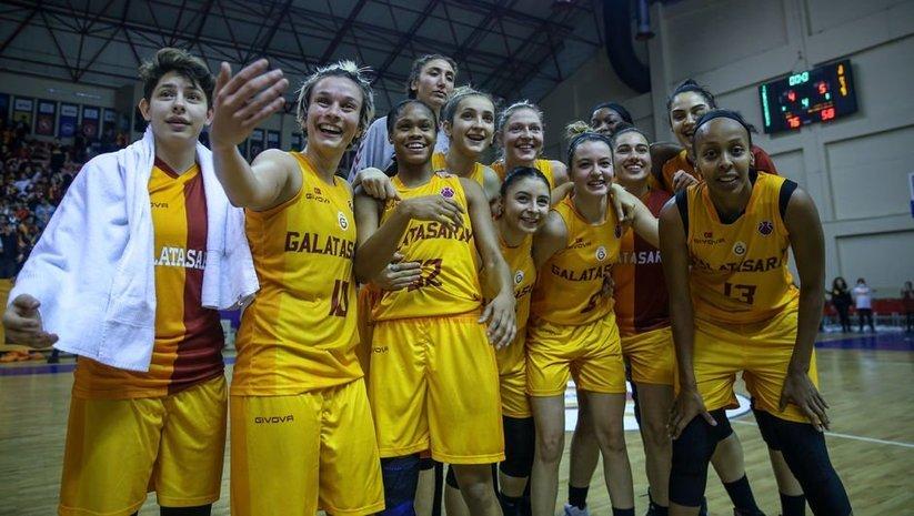 Galatasaray'dan 18 sayı fark!