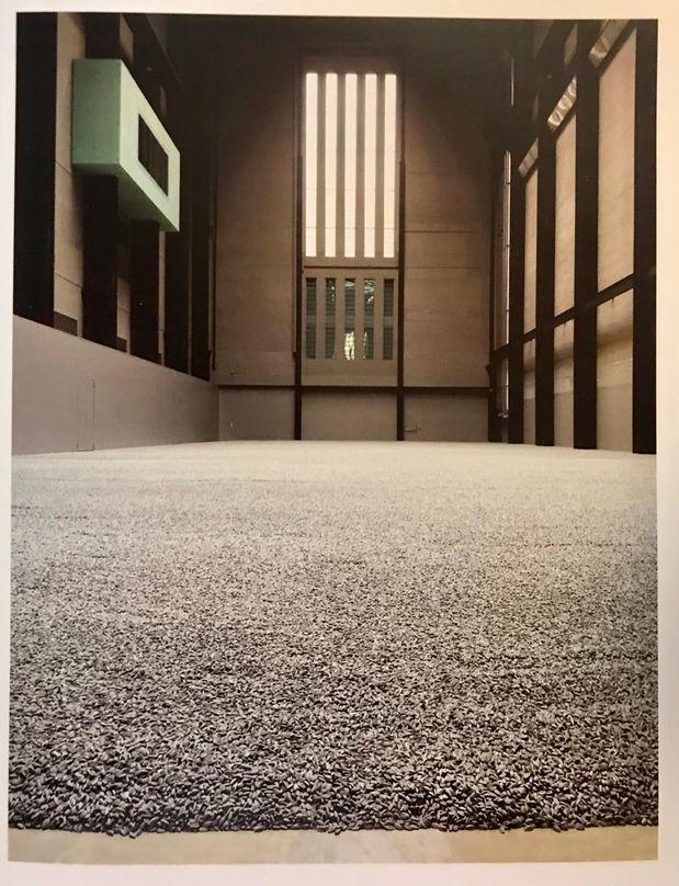 Ai Weiwei, Tate Modern- 2010 'Ayçekirdekleri'