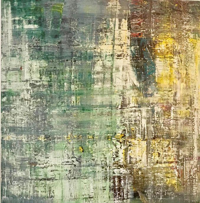Gerhard Richter, 'Kafes' (2006)