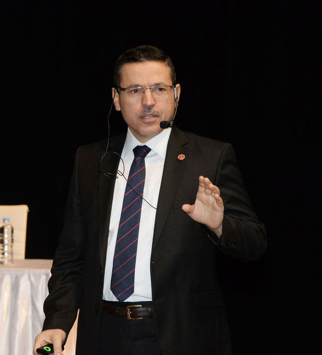 Sayıştay Başkanı Seyit Ahmet Baş