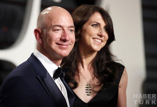 68 milyar dolarlık boşanmanın perde arkası! Jeff Bezos gönlünü Lauren Sanchez'e mi kaptırdı? Jeff Bezos kimdir?