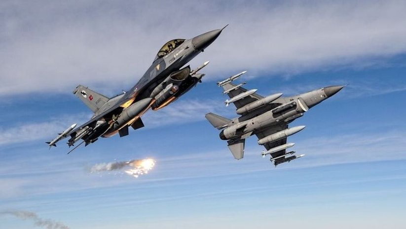 Kuzey Irak'ta 5 terörist etkisiz hale getirildi