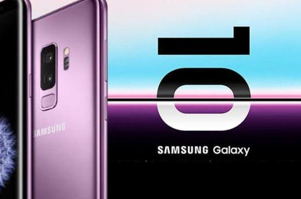 Samsung Galaxy S10 çıkış