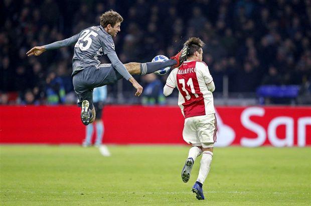 Müller, Liverpool karşısında yok