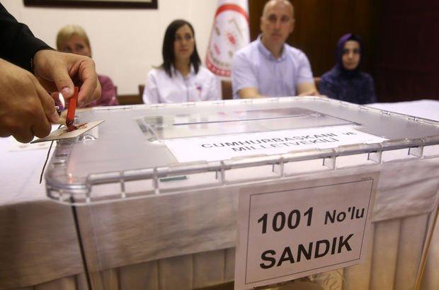 Yerel seçimde kaç kişi oy kullanacak?