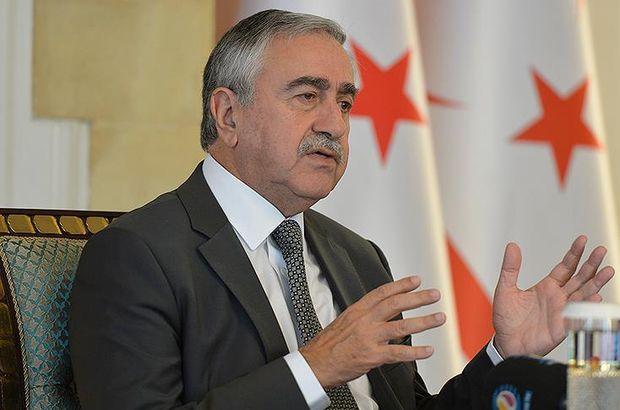 KKTC Cumhurbaşkanı Akıncı: Kıbrıs müzakerelerinde bir gelişme ancak haziranda yaşanabilir