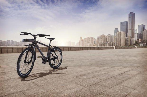 Yapay zeka bisiklete bile yerleşti