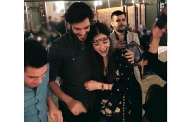 Serkan Çayoğlu ve Özge Gürel: Yemek üstüne yemek yedik - Magazin haberleri