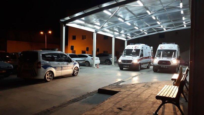Kozan Adana silahlı kavga