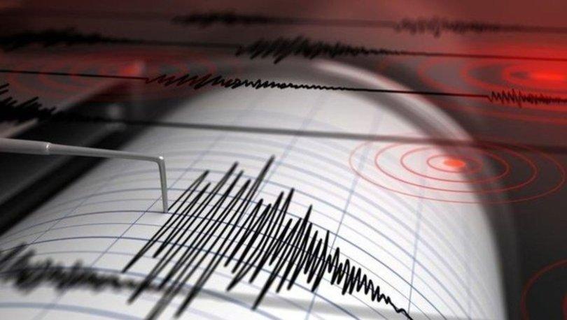 Dalaman'da deprem