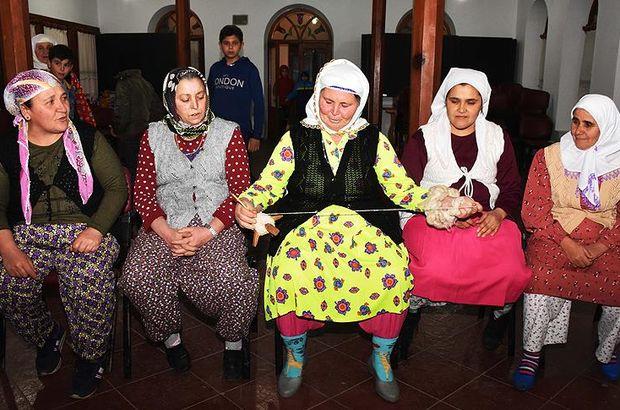 Köy kadınları tiyatro