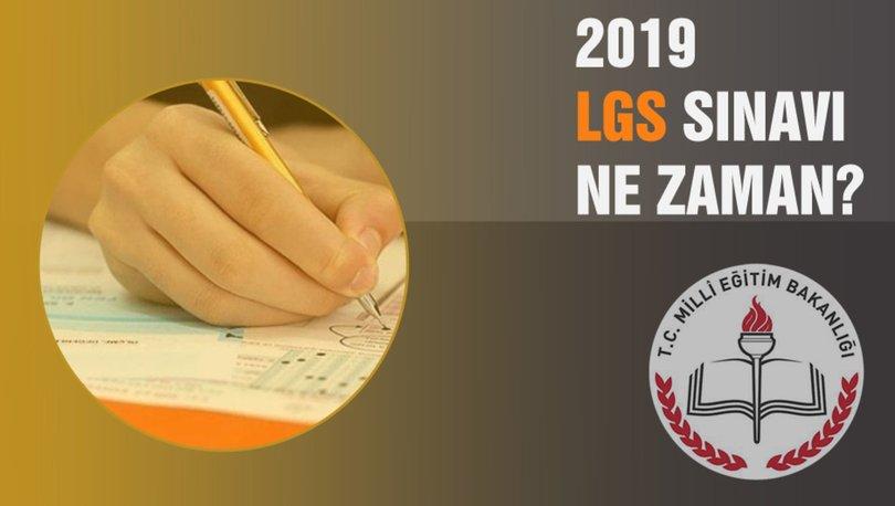 LGS sınavı