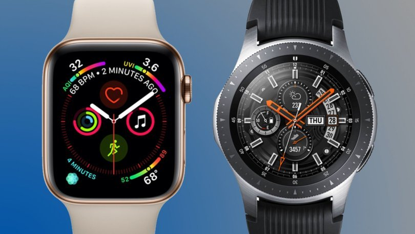 Apple Watch Samsung Watch