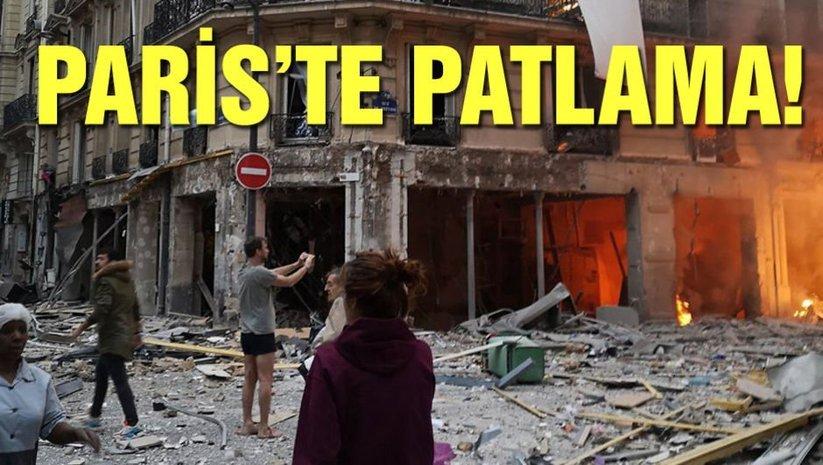 Paris'teki patlamanın bilançosu açıklandı!