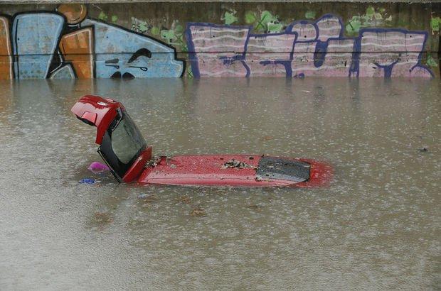 sağanak yağış ve sel