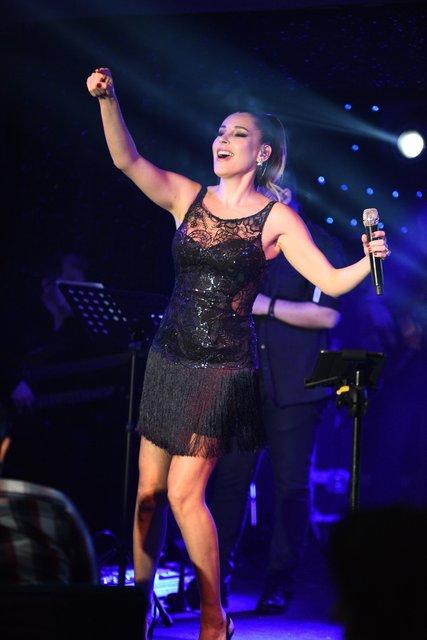 Funda Arar: Aras'la dansım olay oldu - Magazin haberleri