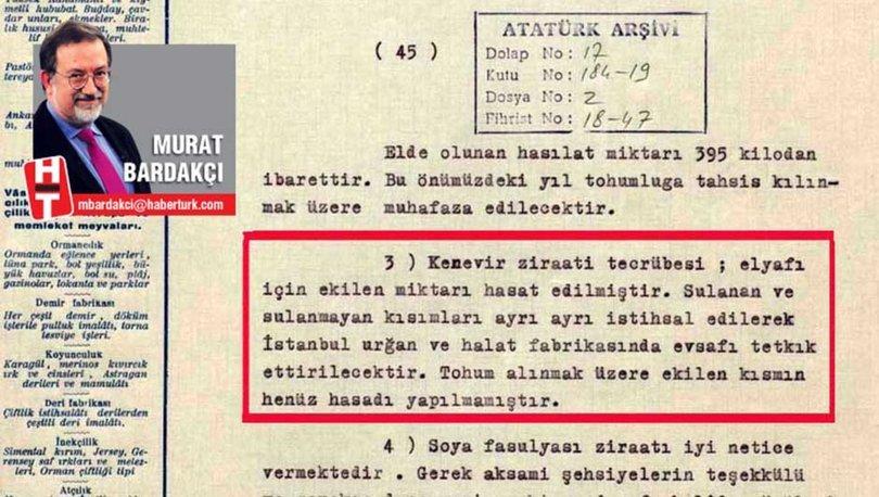 Murat Bardakçı yazdı