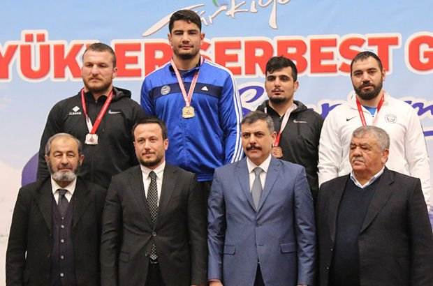 Taha Akgül, Türkiye Şampiyonu