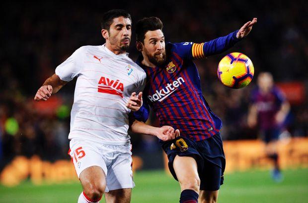 Messi, La Liga'da 400. golünü attı