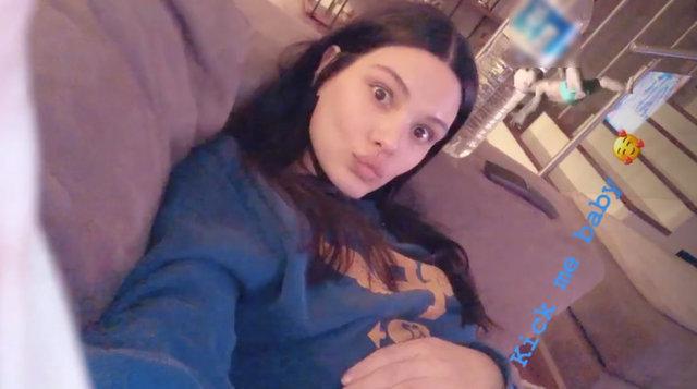 Tolgahan Sayışman-Almeda Abazi çiftinin bebeği göründü - Magazin haberleri