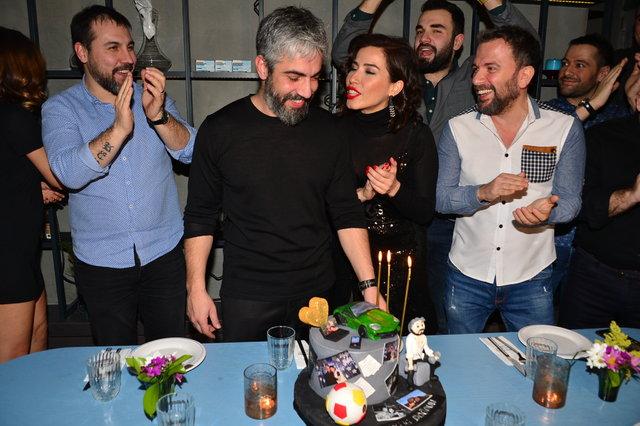 Burcu Güneş sevgilisi Hakan Kutal'ın yeni yaşını kutladı - Magazin haberleri