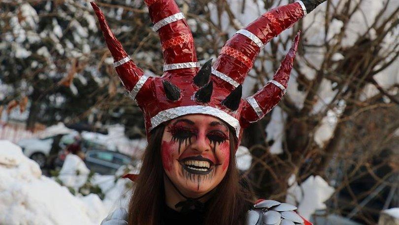 1400 yıllık karnaval