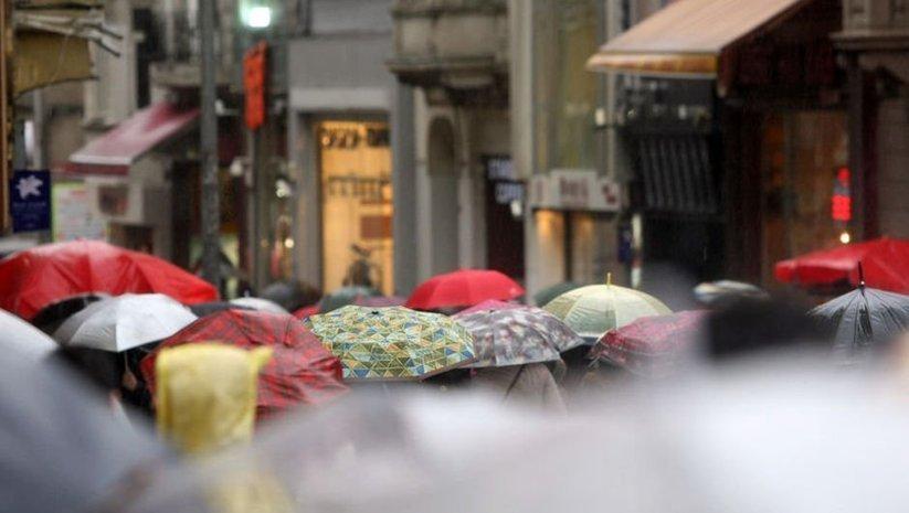 Meteoroloji'den uyarı: İstanbul'da bu gece başlıyor