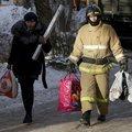 Rusya'da doğalgaz patlaması!