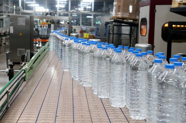 Kuveyt ve Gürcistan'a su ihracatı