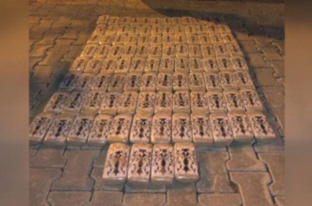 Erzurum'da son 4 yılın en büyük uyuşturucu operasyonu