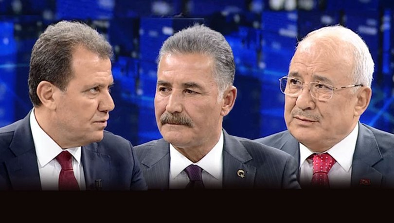 Vahap Seçer, Hamit Tuna, Burhanettin Kocamaz