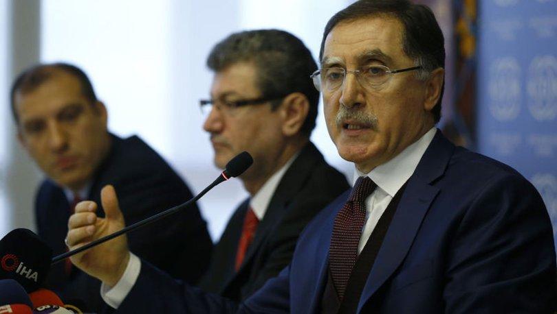 Şeref Malkoç: Verdiğimiz kararlar yüz binleri etkiliyor