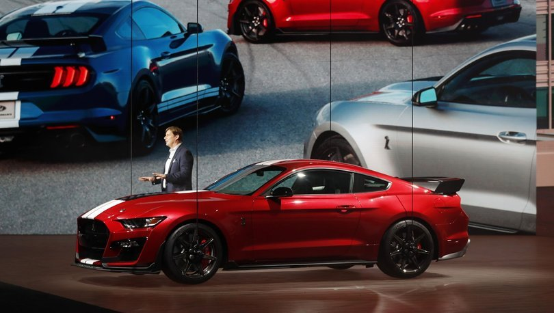 Ford Com Mustang >> Ford Mustang Gt Shelby 500 Tanitildi