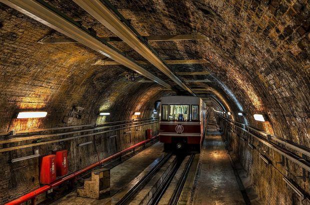 Tarihi tünelin halatları değişecek