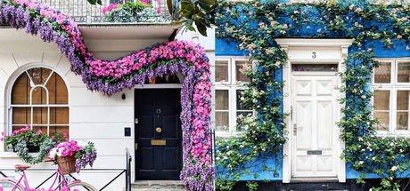 Londra'nın en güzel kapıları