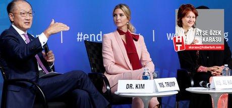 Dünya Bankası'na kadın başkan zamanı-ama Ivanka değil