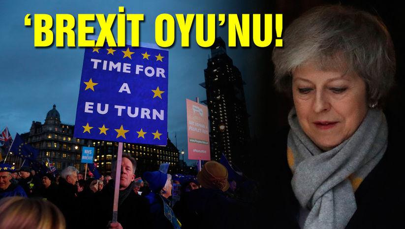 May'in Brexit anlaşması tarihi farkla reddedildi! Şimdi ne olacak?