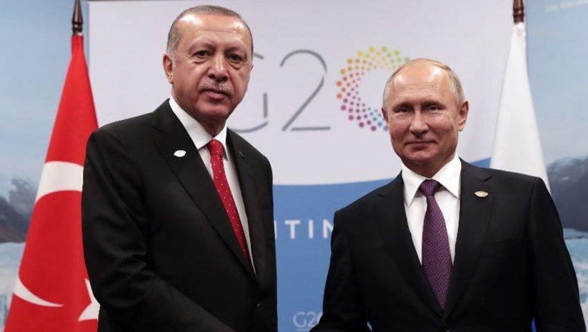 Erdoğan-Putin görüşmesinin tarihi belli oldu!