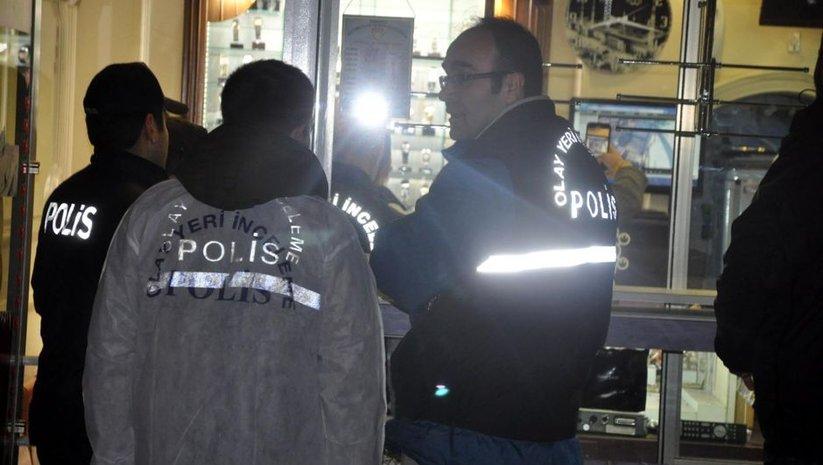 Ankara'da korkunç olay! Soyguncular dükkan sahibini öldürdü