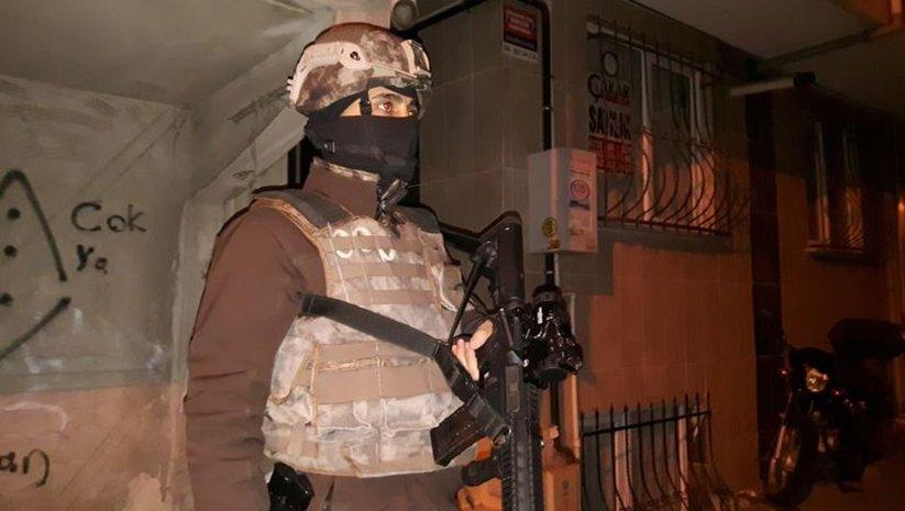 İstanbul'da eş zamanlı operasyon: Gözaltılar var