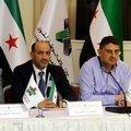 Suriyeli muhalif lider uzlaşmak için Şam'la görüşüyor!