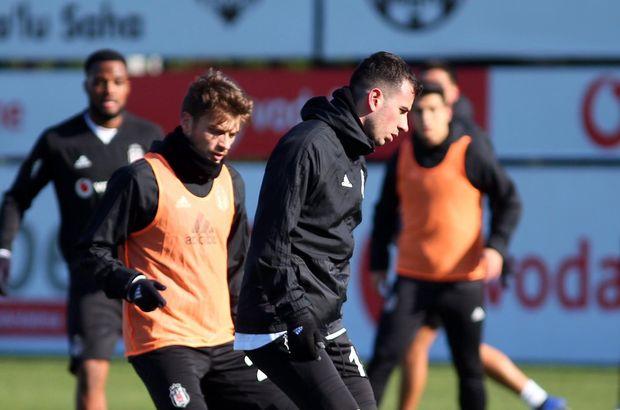 Beşiktaş, Akhisarspor maçı hazırlıkları