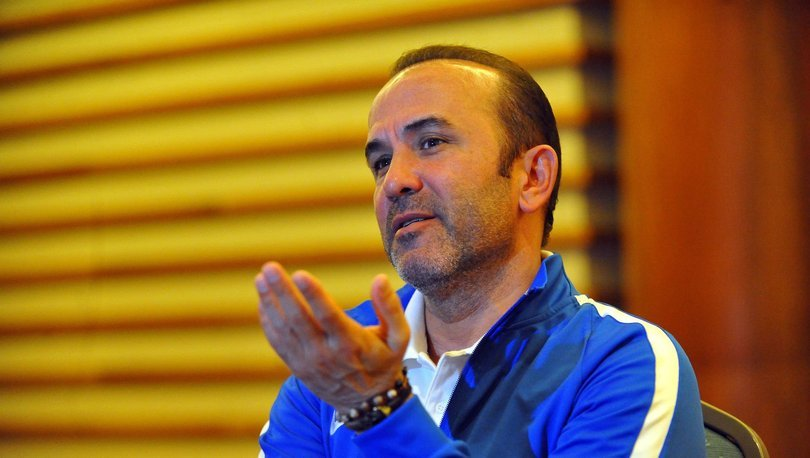Mehmet Özdilek: İkinci yarıya moralli başlamak istiyoruz 84